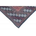 FANNI K paklotas grindims (kilimėlis) RUSKA 140X200CM raudona/rudas